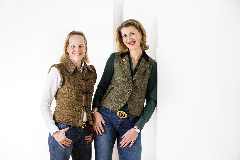 Melanie Schroeter und Annelie Asche, Vorstand Paul Jähn Stiftung